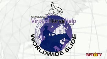 Virtual Horse Help and Worldwide Slide TV Spot, 'Online Access'
