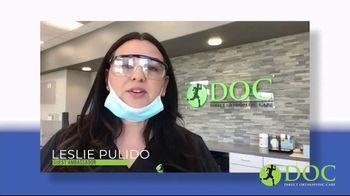 Direct Orthopedic Care TV Spot, 'Unordinary Times'