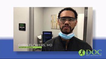 Direct Orthopedic Care TV Spot, 'Unordinary Times' - Thumbnail 3