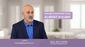 Final Expense Network TV Spot, 'Dignity'