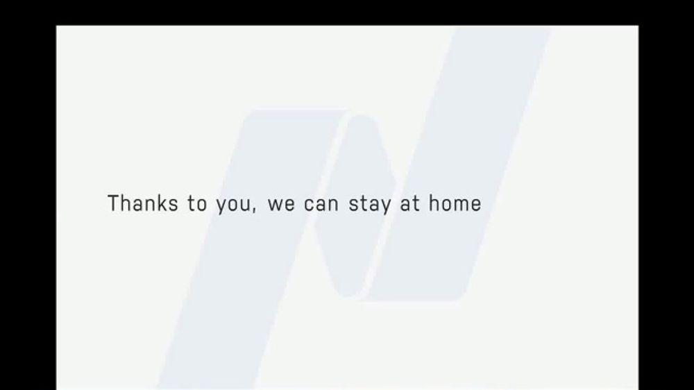NASDAQ TV Commercial, 'COVID-19: Connecting Communities'