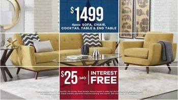 Rooms to Go Memorial Day Sale TV Spot, 'Refresh Your Home' - Thumbnail 4