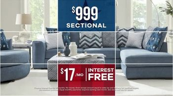 Rooms to Go Memorial Day Sale TV Spot, 'Refresh Your Home' - Thumbnail 5
