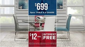 Rooms to Go Memorial Day Sale TV Spot, 'Refresh Your Home' - Thumbnail 8