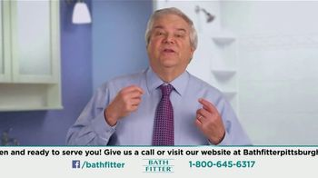 Bath Fitter TV Spot, 'Installed Quickly and Safely' - Thumbnail 9
