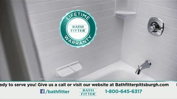 Bath Fitter TV Spot, 'Installed Quickly and Safely' - Thumbnail 3