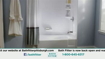 Bath Fitter TV Spot, 'Installed Quickly and Safely' - Thumbnail 5