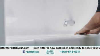 Bath Fitter TV Spot, 'Installed Quickly and Safely' - Thumbnail 6
