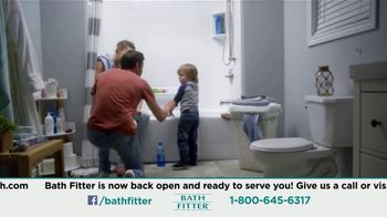 Bath Fitter TV Spot, 'Installed Quickly and Safely'