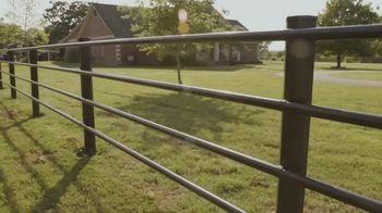 Priefert Fence Estate Fencing TV Spot, 'All-Metal Fence'