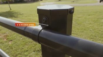Priefert Fence Estate Fencing TV Spot, 'All-Metal Fence' - Thumbnail 4