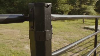 Priefert Fence Estate Fencing TV Spot, 'All-Metal Fence' - Thumbnail 7