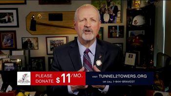 Stephen Siller Tunnel to Towers Foundation TV Spot, 'Sergeant Rick Yarosh' - Thumbnail 9