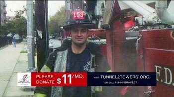 Stephen Siller Tunnel to Towers Foundation TV Spot, 'Sergeant Rick Yarosh' - Thumbnail 4