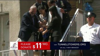 Stephen Siller Tunnel to Towers Foundation TV Spot, 'Sergeant Rick Yarosh' - Thumbnail 5