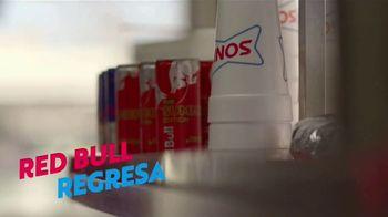 Sonic Drive-In Red Bull Summer Edition Slushes TV Spot, 'Pídelo bien frío' [Spanish] - Thumbnail 1