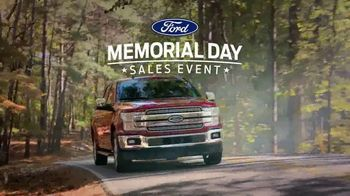 Ford Memorial Day Sales Event TV Spot, 'Celebrate Those Serving' [T2] - Thumbnail 1