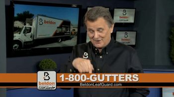 Beldon LeafGuard TV Spot, 'Stay Off That Ladder' - Thumbnail 4