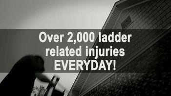 Beldon LeafGuard TV Spot, 'Stay Off That Ladder'