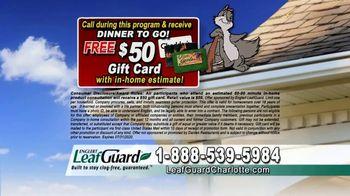 LeafGuard of Charlotte $99 Install Sale TV Spot, 'Good Housekeeping Seal' - Thumbnail 9