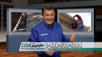 LeafGuard of Charlotte $99 Install Sale TV Spot, 'Good Housekeeping Seal' - Thumbnail 1