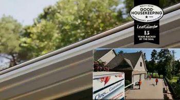 LeafGuard of Charlotte $99 Install Sale TV Spot, 'Good Housekeeping Seal' - Thumbnail 4
