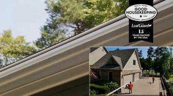 LeafGuard of Charlotte $99 Install Sale TV Spot, 'Good Housekeeping Seal' - Thumbnail 5
