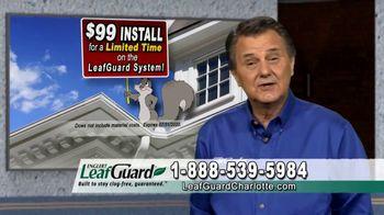 LeafGuard of Charlotte $99 Install Sale TV Spot, 'Good Housekeeping Seal' - Thumbnail 6