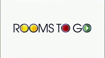 Rooms to Go Memorial Day Sale TV Spot, 'Sectionals' - Thumbnail 1