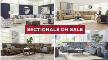 Rooms to Go Memorial Day Sale TV Spot, 'Sectionals' - Thumbnail 3