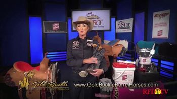 Gold Buckle Barrel Horses TV Spot, 'I've Been in Your Boots'