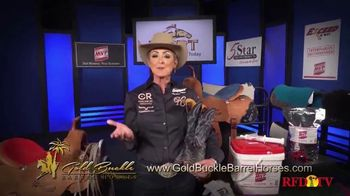 Gold Buckle Barrel Horses TV Spot, 'I've Been in Your Boots' - Thumbnail 2