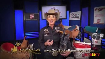 Gold Buckle Barrel Horses TV Spot, 'I've Been in Your Boots' - Thumbnail 3