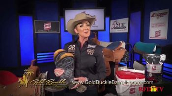 Gold Buckle Barrel Horses TV Spot, 'I've Been in Your Boots' - Thumbnail 4