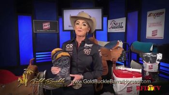 Gold Buckle Barrel Horses TV Spot, 'I've Been in Your Boots' - Thumbnail 5