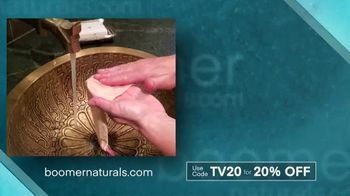 Boomer Naturals Face Masks TV Spot, 'Lab-Verified' - Thumbnail 6