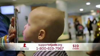 St. Jude Children's Research Hospital TV Spot, 'Lillian: Video Call' - Thumbnail 9