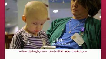 St. Jude Children's Research Hospital TV Spot, 'Lillian: Video Call' - Thumbnail 1