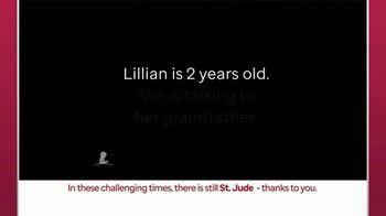 St. Jude Children's Research Hospital TV Spot, 'Lillian: Video Call' - Thumbnail 2