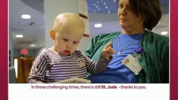 St. Jude Children\'s Research Hospital TV Spot, \'Lillian: Video Call\'