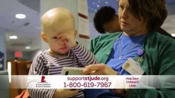 St. Jude Children's Research Hospital TV Spot, 'Lillian: Video Call' - Thumbnail 4