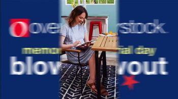 Overstock.com Memorial Day Blowout TV Spot, 'One Million Deals: 15 Percent Off'