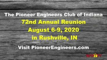 The Pioneer Engineers Club of Indiana TV Spot, '2020 Reunion' - Thumbnail 10