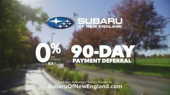 2020 Subaru Forester TV Spot, 'Families Can Trust: Forester' [T2] - Thumbnail 10
