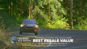2020 Subaru Forester TV Spot, 'Families Can Trust: Forester' [T2] - Thumbnail 2