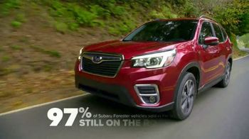 2020 Subaru Forester TV Spot, 'Families Can Trust: Forester' [T2] - Thumbnail 3