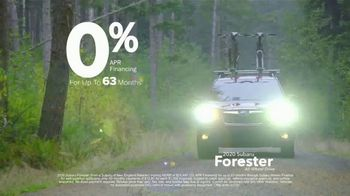 2020 Subaru Forester TV Spot, 'Families Can Trust: Forester' [T2] - Thumbnail 5