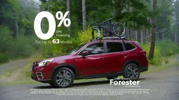 2020 Subaru Forester TV Spot, 'Families Can Trust: Forester' [T2] - Thumbnail 6