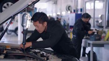 Chevrolet TV Spot, 'Chevy Cares: el camino despejado: Certified Service' [Spanish] [T1] - Thumbnail 9