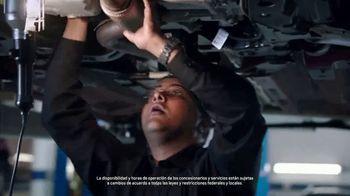 Chevrolet TV Spot, 'Chevy Cares: el camino despejado: Certified Service' [Spanish] [T1] - Thumbnail 8